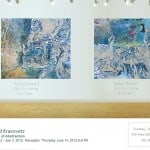 Contemporary Abstract Art Fine Art Oil Paintings By Todd Krasovetz