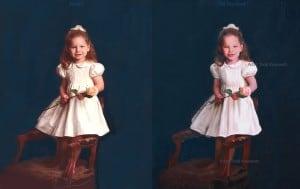 Family Portrait 48 w x 56 h by Artist Todd Krasovetz